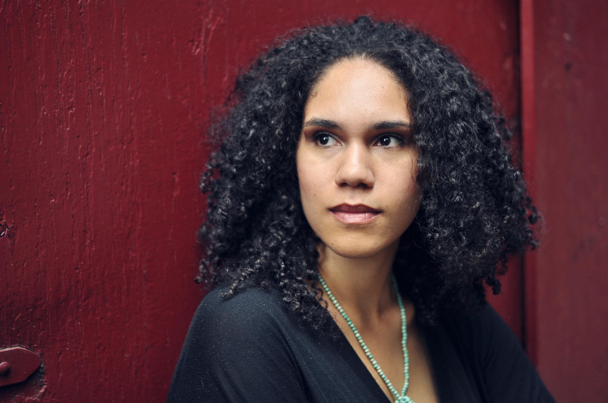 Jessie Montgomery - - composer -