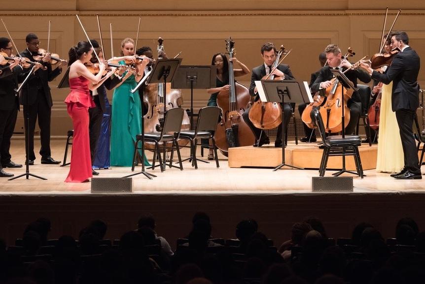 Sphinx Virtuosi - - chamber orchestra -