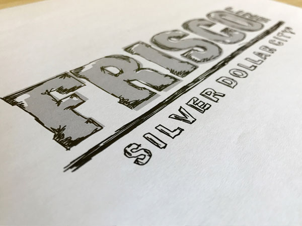 Handcrafted Lettering
