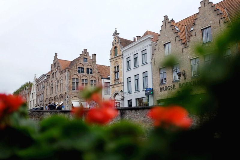 Tour Bruges by Boat - Earthtones Travel + Design Blog - Roo Bea Design Co
