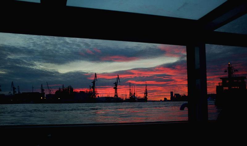 Hamburg Harbor Tour, Germany | Earthtones Travel + Design Blog | Roo Bea Design Co