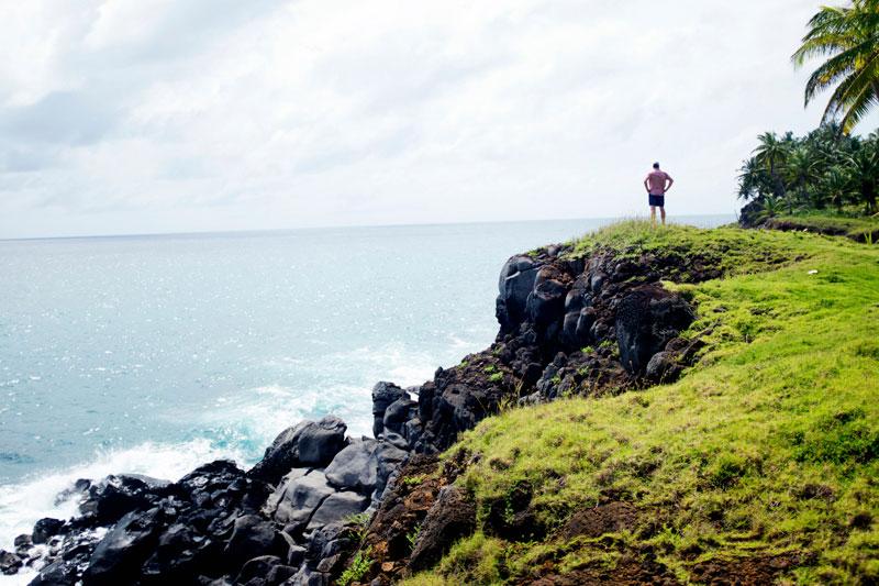 Ocean View - Big Corn Island, Nicaragua | Earthtones Travel + Design Blog | Roo Bea Design Co