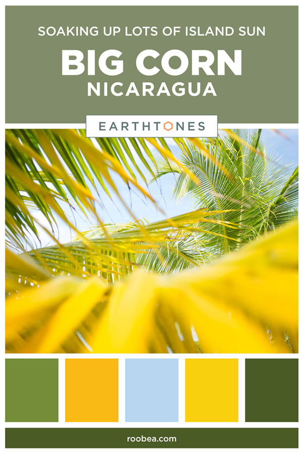 Soaking Up Lots of Island Sun on Big Corn Island, Nicaragua | Earthtones Travel + Design Blog | Roo Bea Design Co
