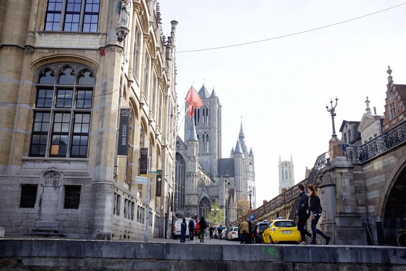 Things to do in Ghent, Belgium | Earthtones Travel + Design Blog | Roo Bea Design Co
