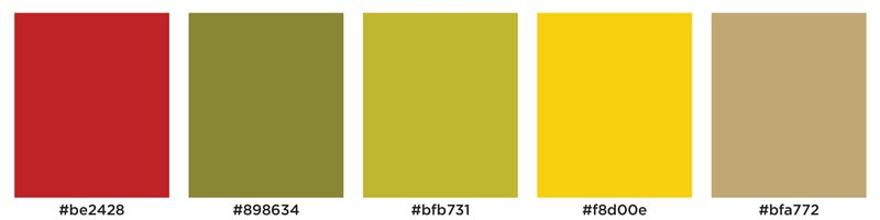 Color Palette: Warm, Vintage, Citrus, Spring, Natural, Earthy, Bright | Everglades National Park | Earthtones Travel + Design Blog | Roo Bea Design Co