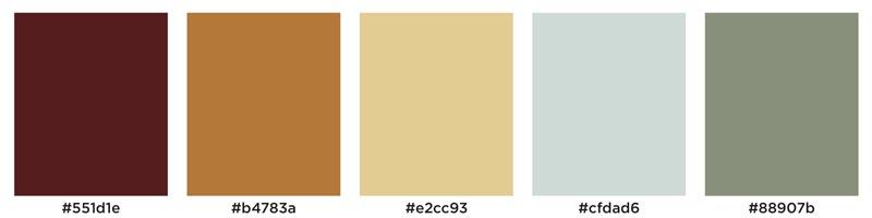 Color Palette: Soft, Muted, Pastel, Warm, Natural, Subtle, Earthy, Sky | The Badlands National Park | Earthtones Travel + Design Blog | Roo Bea Design Co