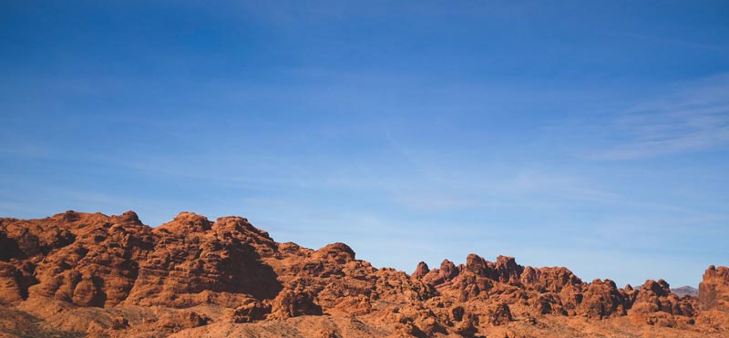 Prospect Trail at the Valley of Fire State Park Nevada | Earthtones Travel + Design Blog | Roo Bea Design Co.