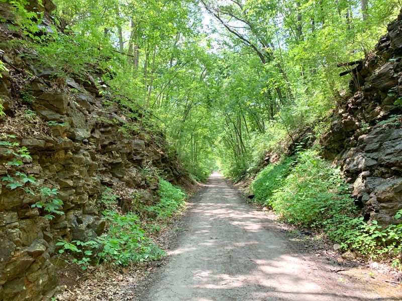 The MKT Trail - Columbia, Missouri   Earthtones Travel + Design Blog   Roo Bea Design Co.