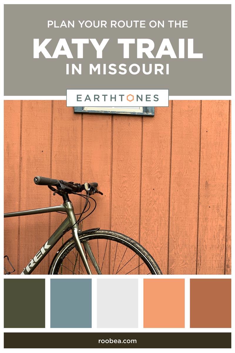 Biking the Katy Trail in Missouria   Earthtones Travel + Design Blog   Roo Bea Design Co.