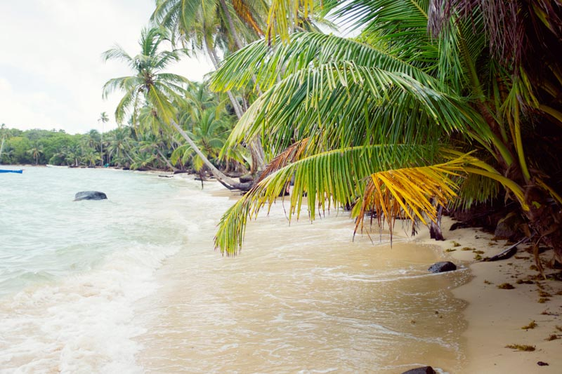 Best Beaches of Little Corn Island | Earthtones Travel + Design Blog | Roo Bea Design Co.