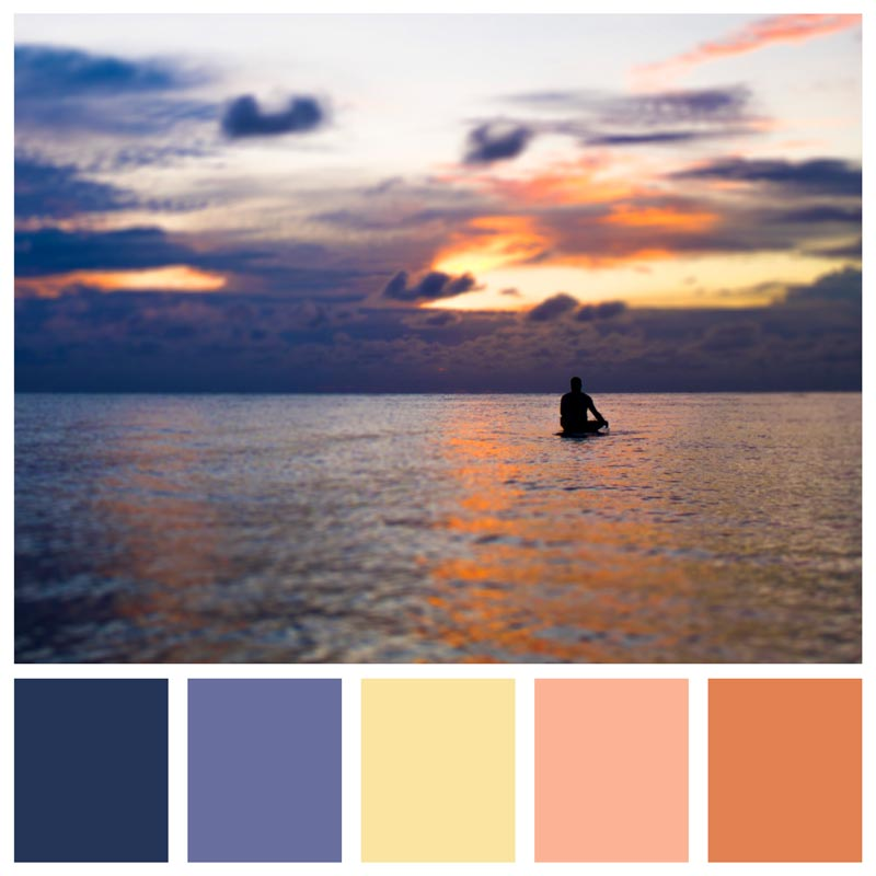 Color Palette: Warm, Tropical, Citrus, Celebration, Ocean, Bright, Island | Little Corn Island, Nicaragua | Earthtones Travel + Design Blog | Roo Bea Design Co.