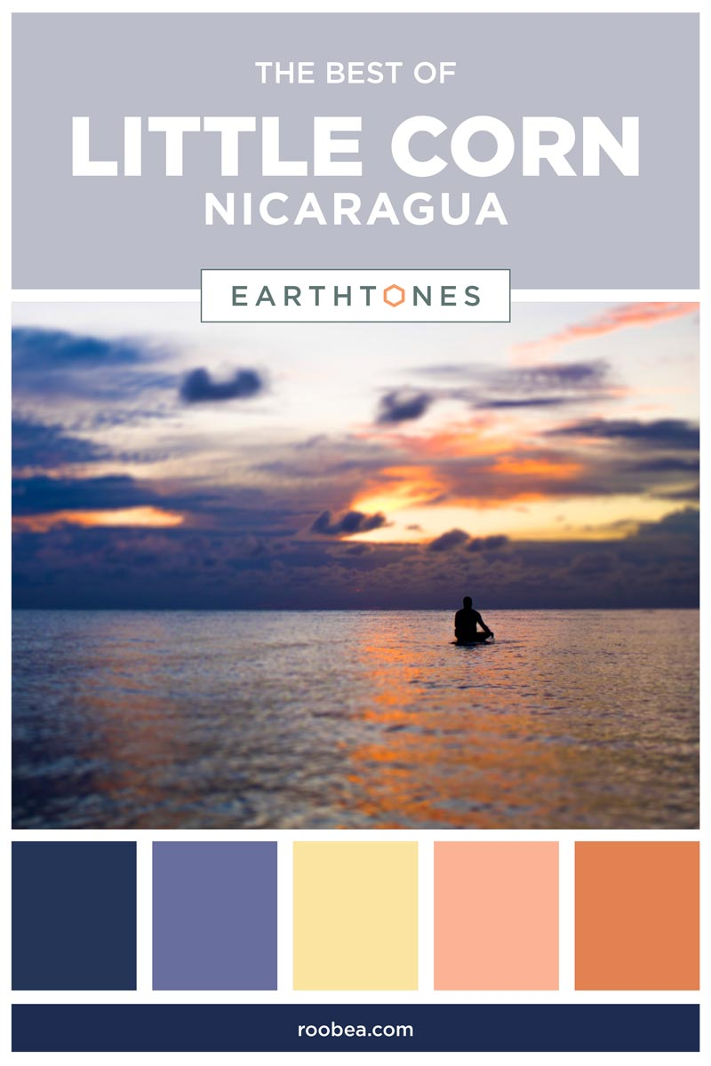 The Best of Little Corn Island, Nicaragua | Earthtones Travel + Design Blog | Roo Bea Design Co.