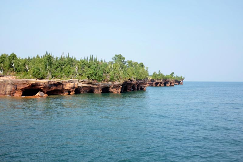 The Apostle Islands | Earthtones Travel + Design Blog | Roo Bea Design Co.