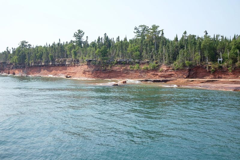 Tour the Apostle Islands | Earthtones Travel + Design Blog | Roo Bea Design Co.