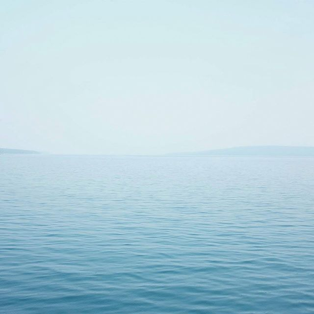 The Apostle Islands - Lake Superior! Not even forest fire haze can take away from just how large this lake is! . There is so much to see and do at the Apostle Islands, even with limited visibility - check out the blog for a list of ideas (link in bio). . . .  #lakesuperior #apostleislands #wisconsinadventures #wisconsin #forestfire #forestfires #biglake #islandhopping #landscapes #midwest #greatlakes #nature_seekers #landscapephotography #upnorth #midwestisbest #beautifulplaces #scenery #wilderness #lakelife #lake #discoverwisconsin #scenic #outdoors #wonderfulplaces #adventures #amazingplaces #traveller #offshore #scenicview #getoutside