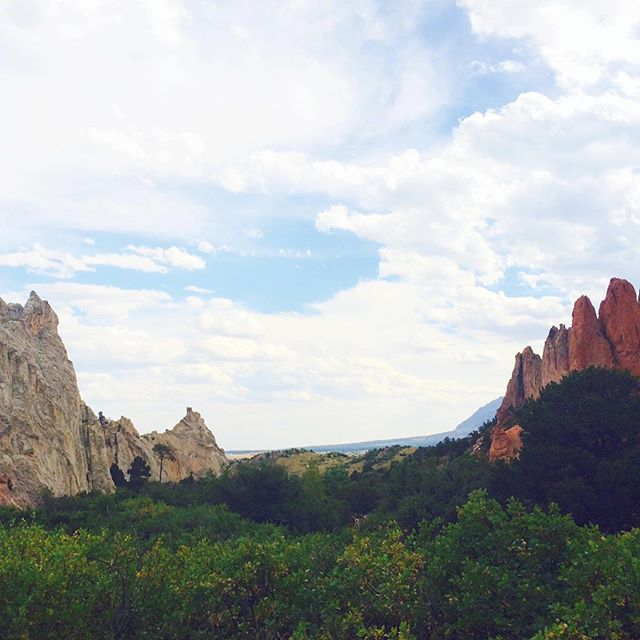 I love the diversity of the southwest! You can easily view grand rock formations from Garden of the Gods park in Colorado Springs. ⛰  #gardenofthegods #coloradosprings #southwestrocks #southwest #redrocks #rockylandscape #rockylandscapes #diverselandscape #travelideas #travelamerica #roadtrip #roadtripusa #explorecolorado #landscapephotography #americanlandscape #traveldestination #destinationinspiration #travelinspiration #travelling