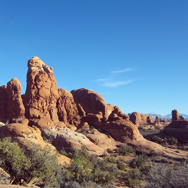 Utah - home of some of my most favorite landscapes! ❤️🏜 Do you agree? . . Learn more about Arches National Park on the blog (link in bio). . . . #landscape #landscapephotography #landscapes #landscape_love #utah #utahunique #utahtravels #utahrocks #naturalutah #utahadventures #experienceutah #utahisbeautiful #moabutah #moab #moabrocks #archesnationalpark #arches #archesnp #sandstone #hoodoo #southwest #southwestern #wildwest #wilderness #travelphotography #travelinspiration #travelblogger #travelgoals #favoriteplace #favoriteplaces