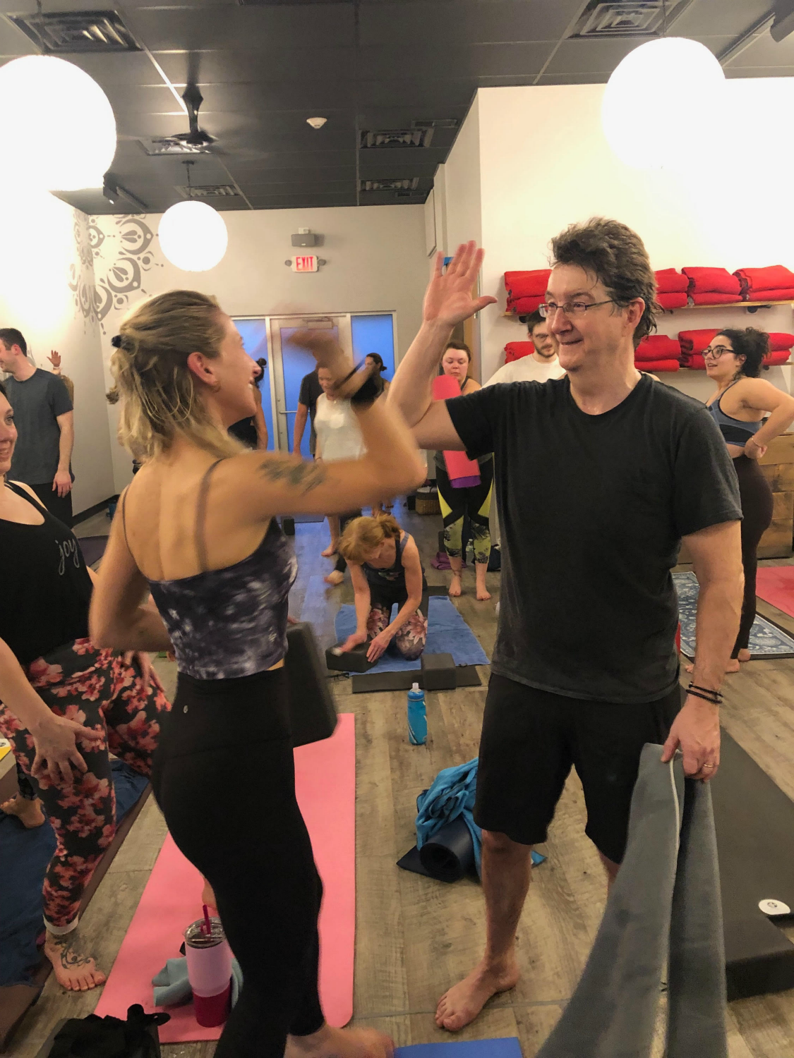 200-Hour Yoga Teacher Trainings are available at Soulfire Power Yoga in Greenland, NH