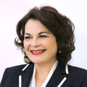 Lydia Sarfati    - CIDESCO USA Chair, Founder & CEO, Repêchage