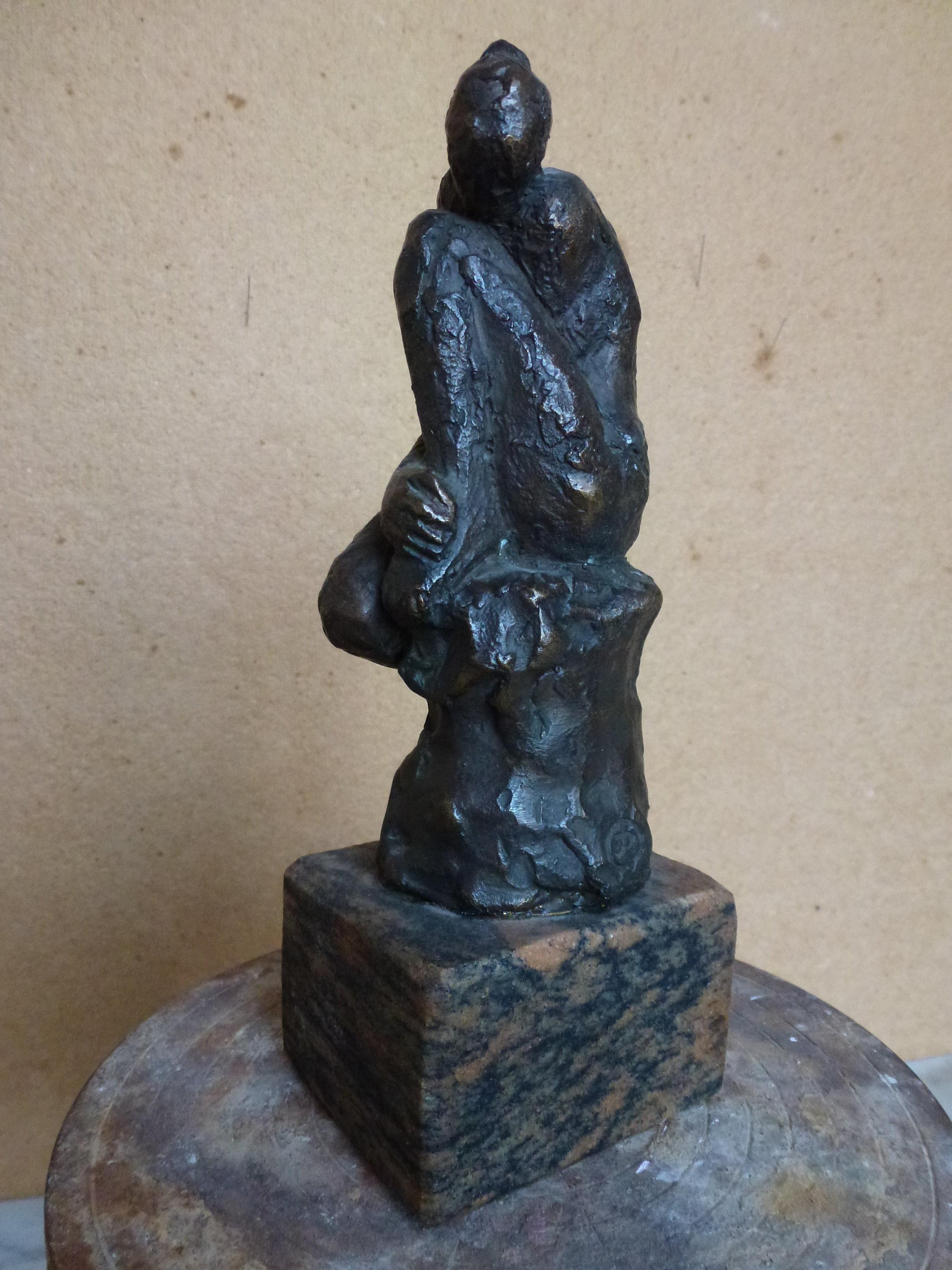 Bronzefigur kr. 4.000
