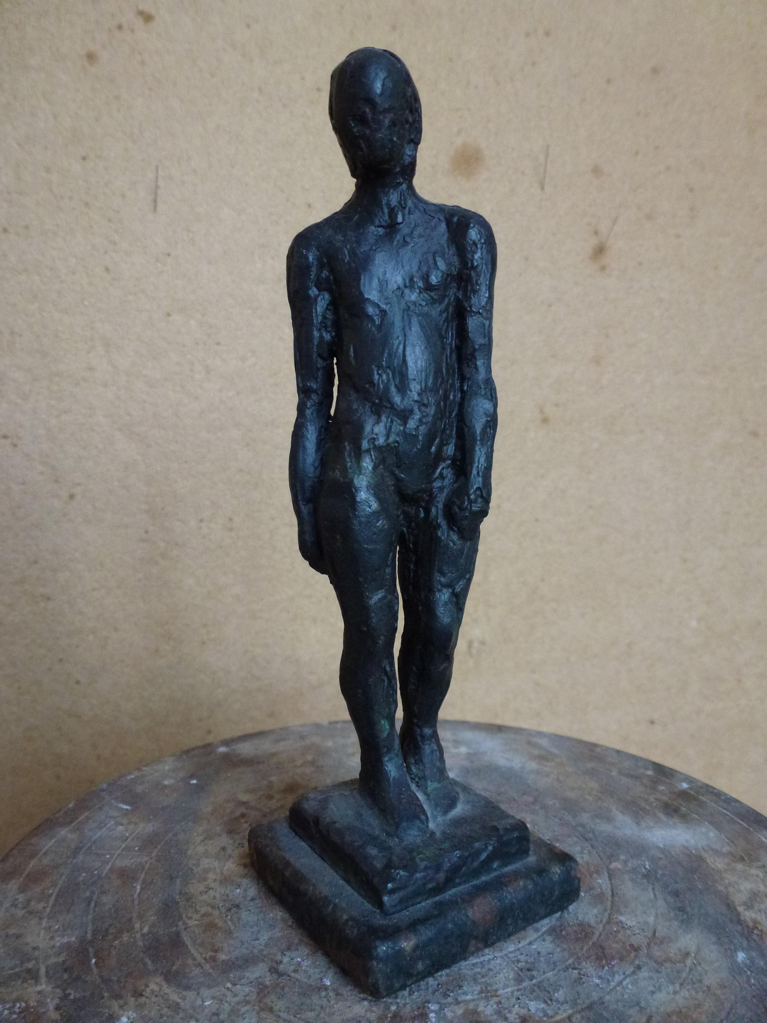 Bronzefigur kr. 3.500