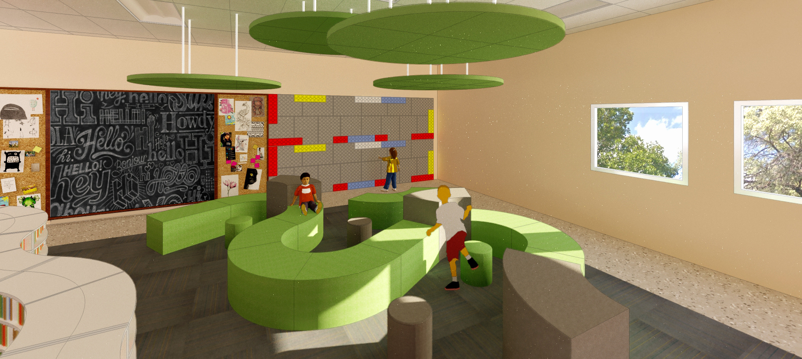 9 Lego Wall and Rest Area.jpg