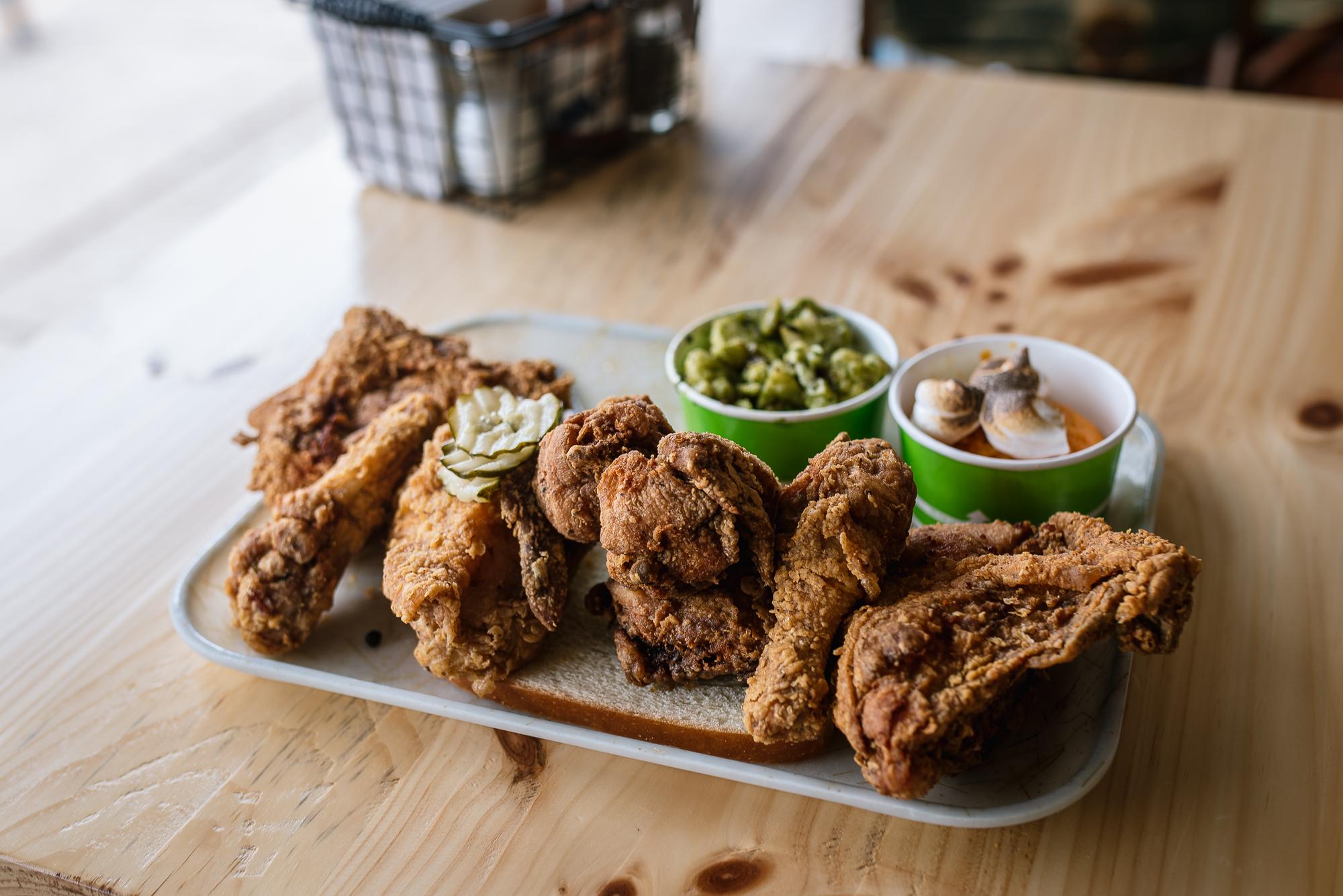Whole chicken -