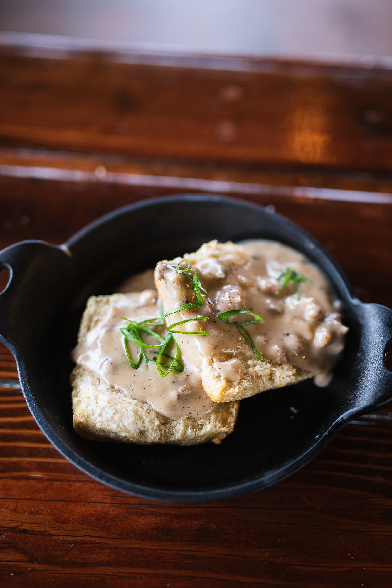 Biscuits & gravy -