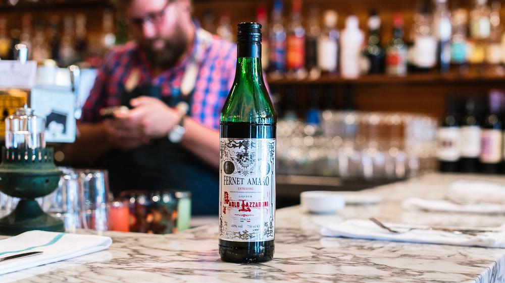 Fernet Amaro -