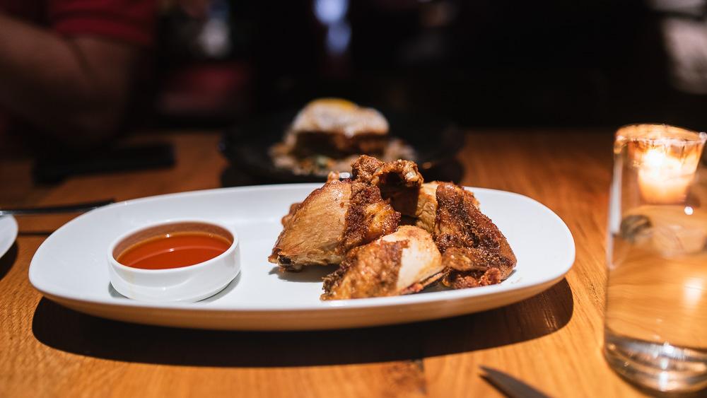 Fried Chicken -