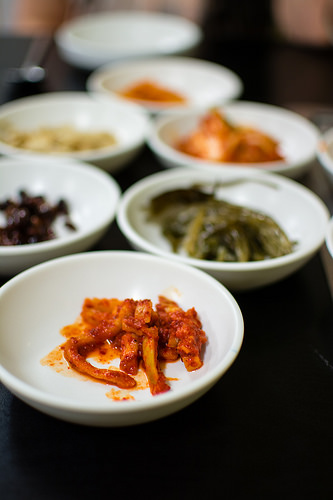 banchan Joo Joo Korean st.louis