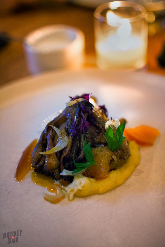 mushrooms Niche Restaurant st.louis
