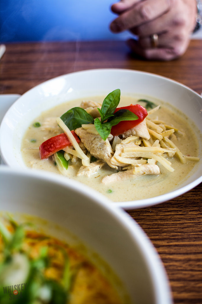 green curry Fork & Stix st.louis