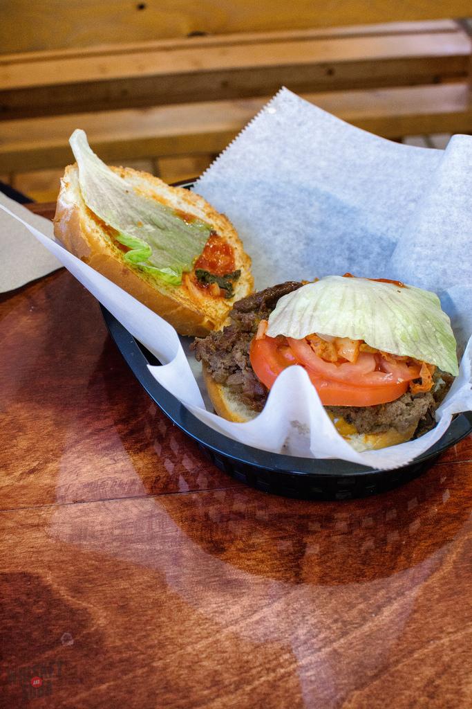Kim Cheese st.louis burger