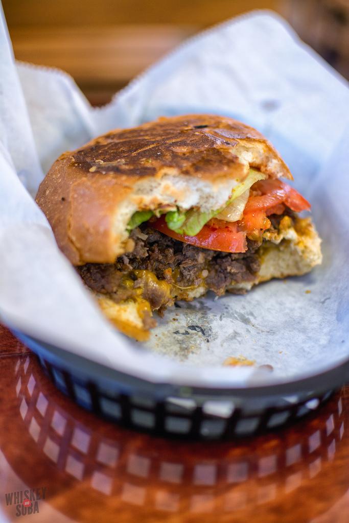 cheeseburger Kim Cheese st.louis