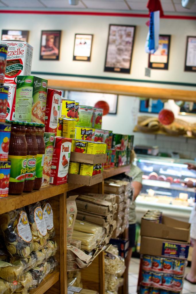 Italian Store arlington groceries