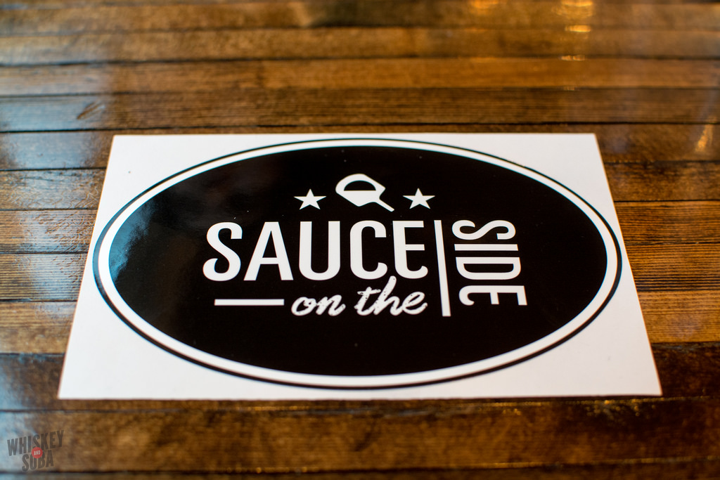 Logo at Sauce on the Side