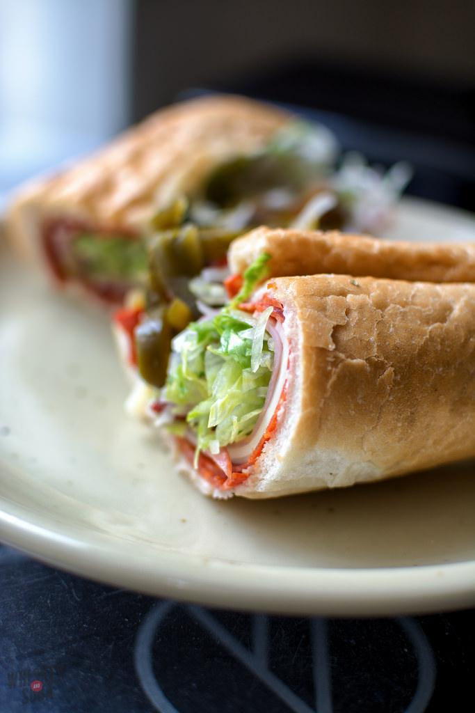 Napoli sandwich Italian Store arlington