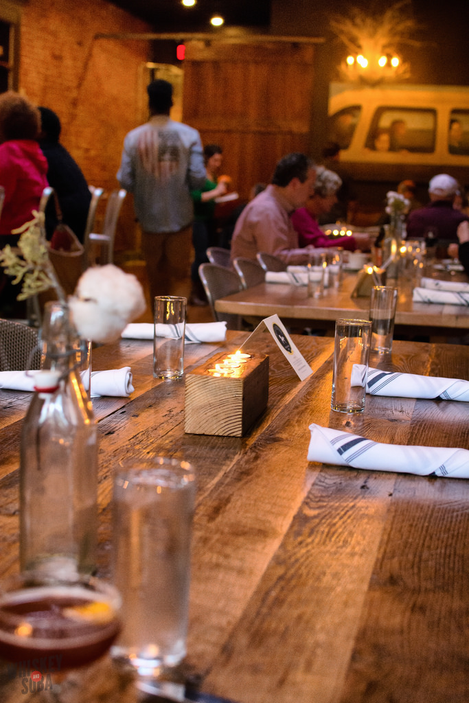 Table at Juniper