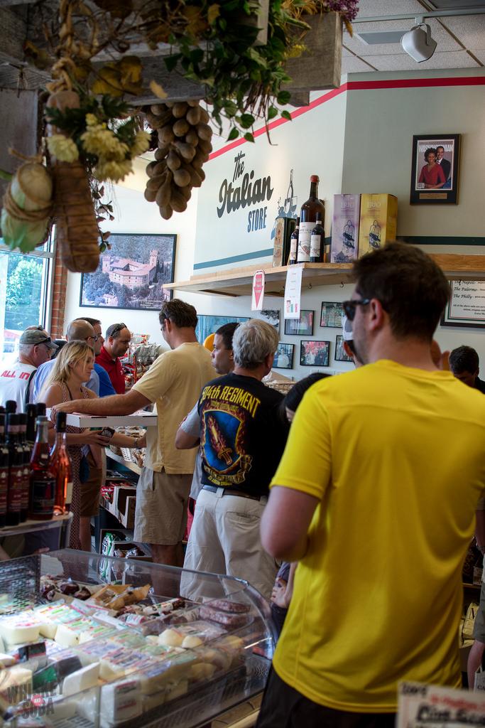 The Italian Store