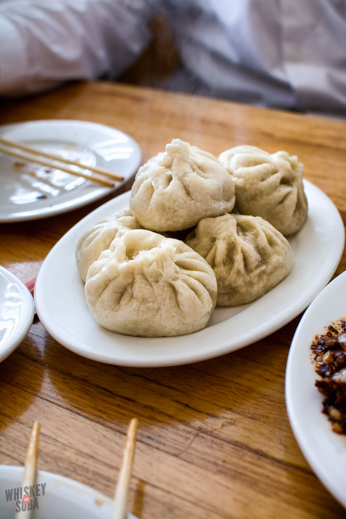 Asiana Garden st.louis dumplings