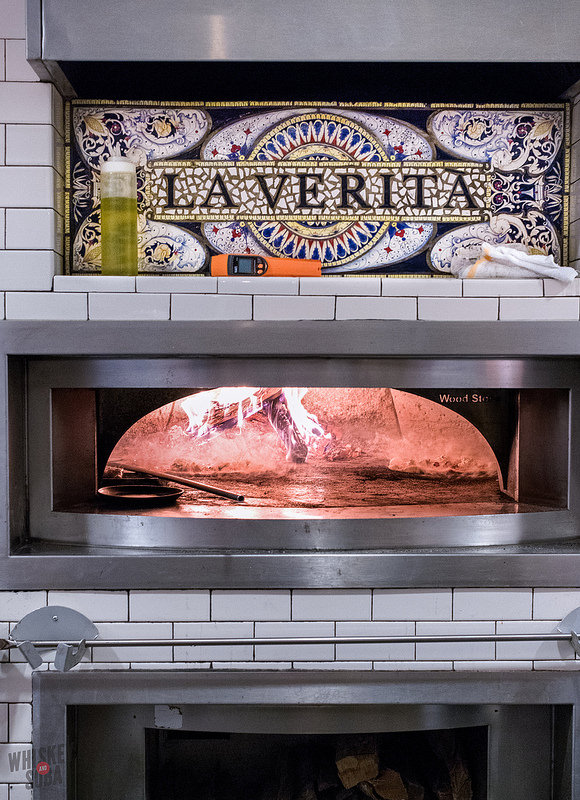 Oven at Pastaria