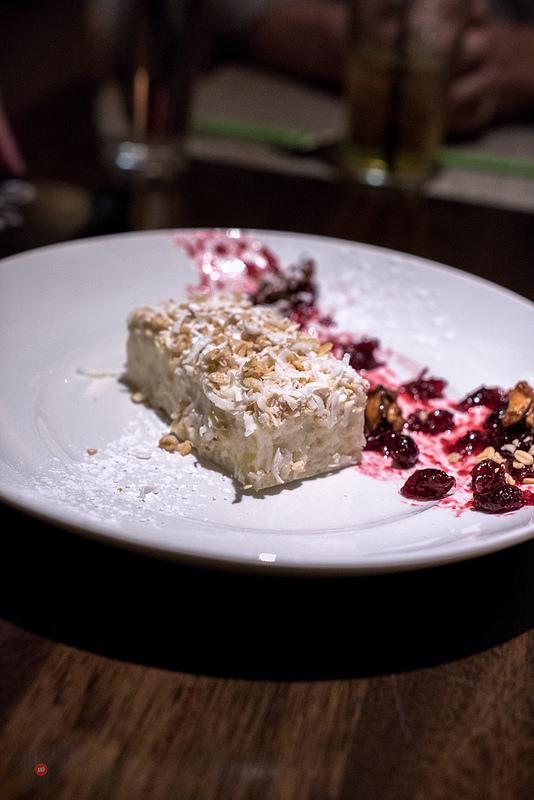 Dessert at Hiro