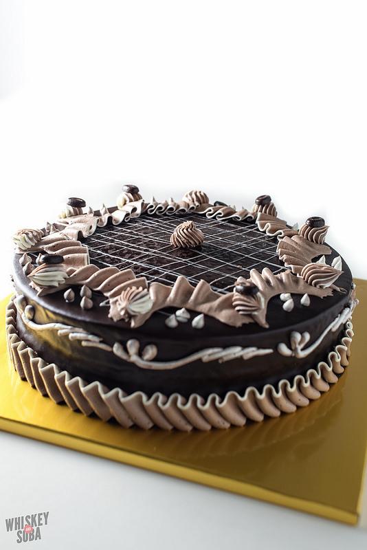 Chocolate Cake at Kim's Bakery