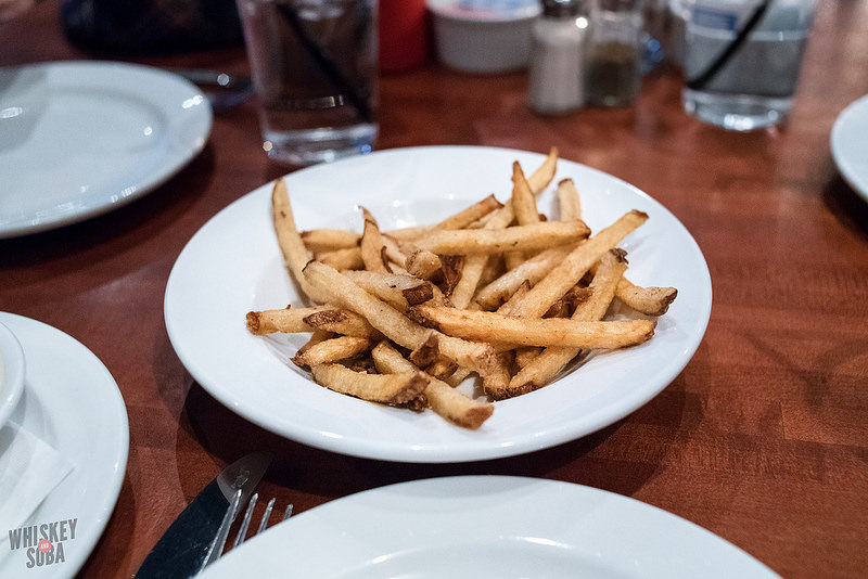 Fries at The Shaved Duck