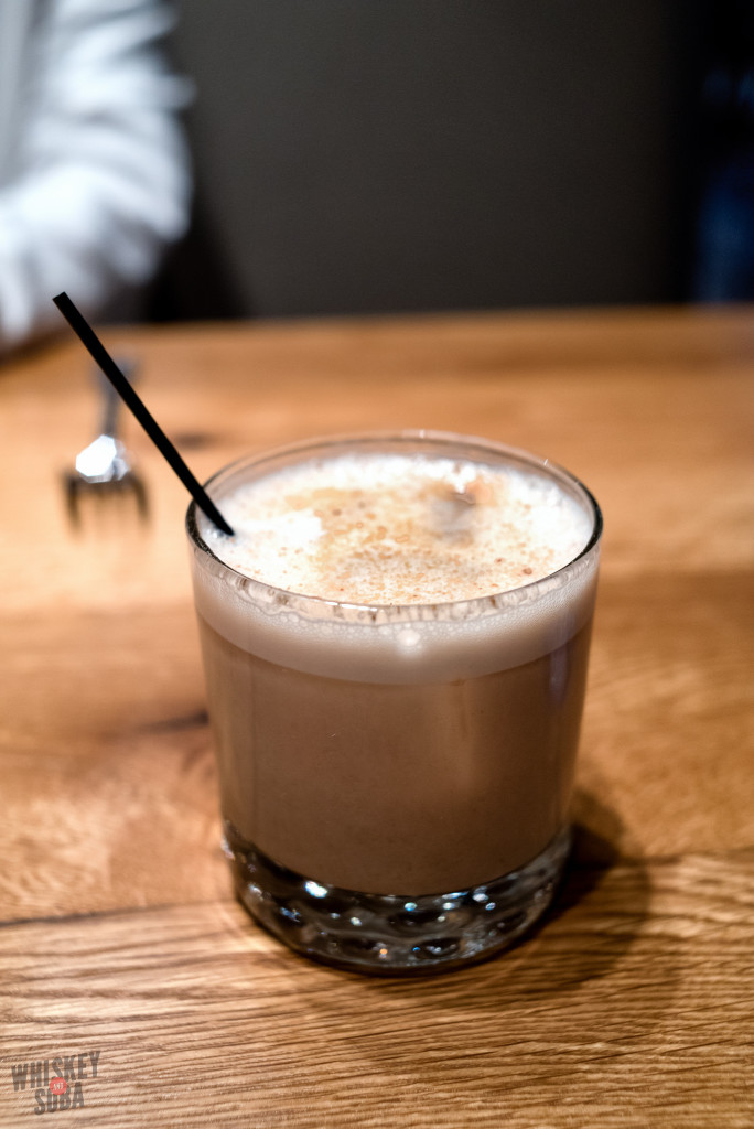 Horchata Cocktail at Publico