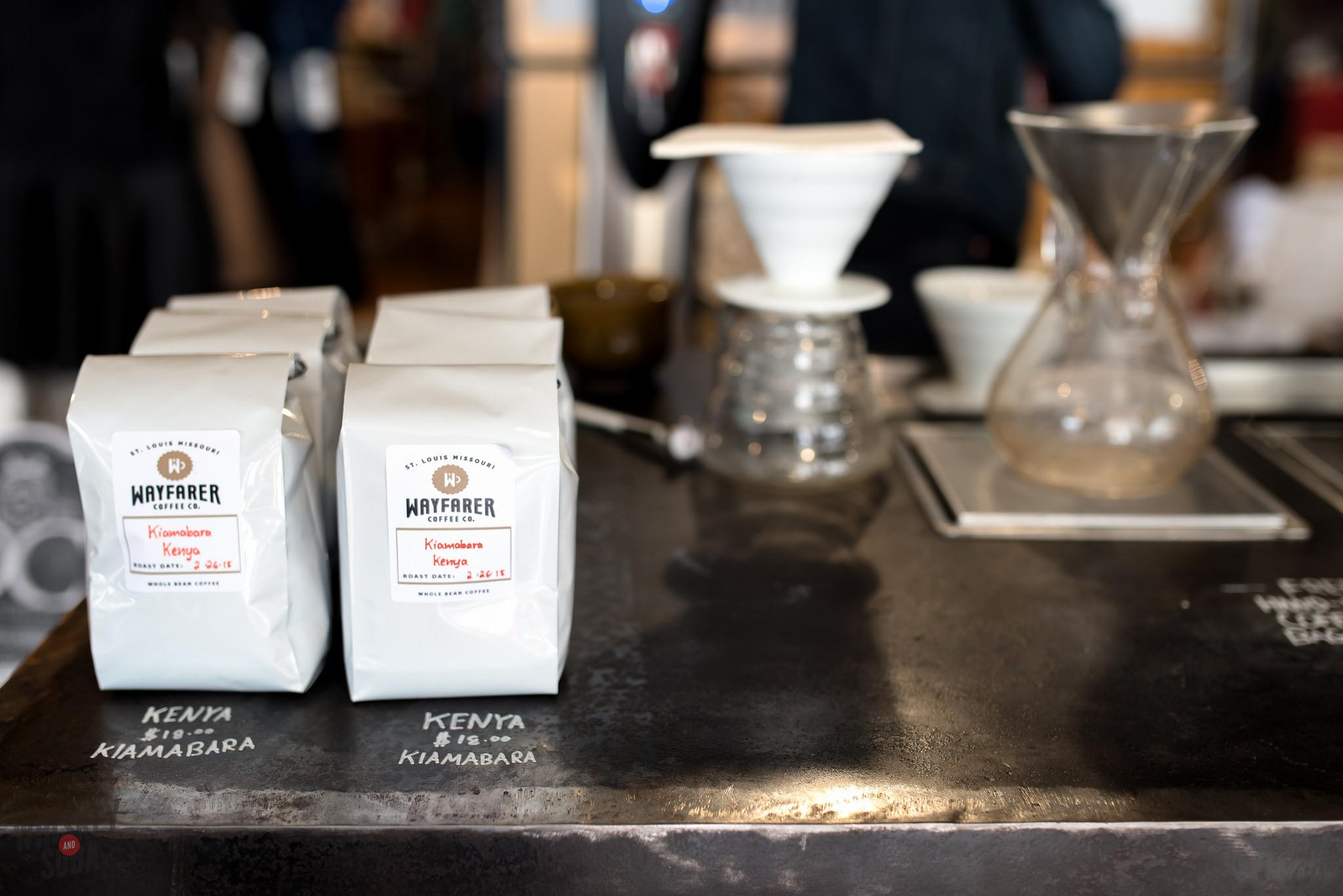 Kenyan Coffee at Wayfarer Coffee