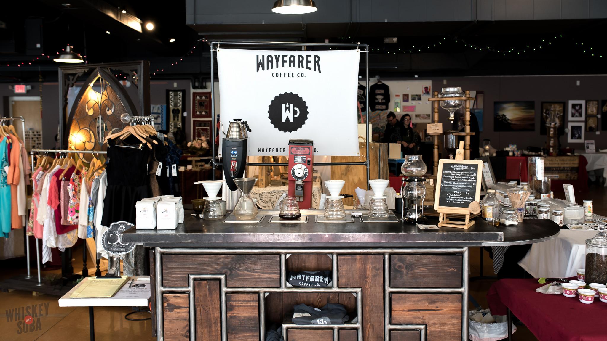 Create Space Wayfarer Coffee