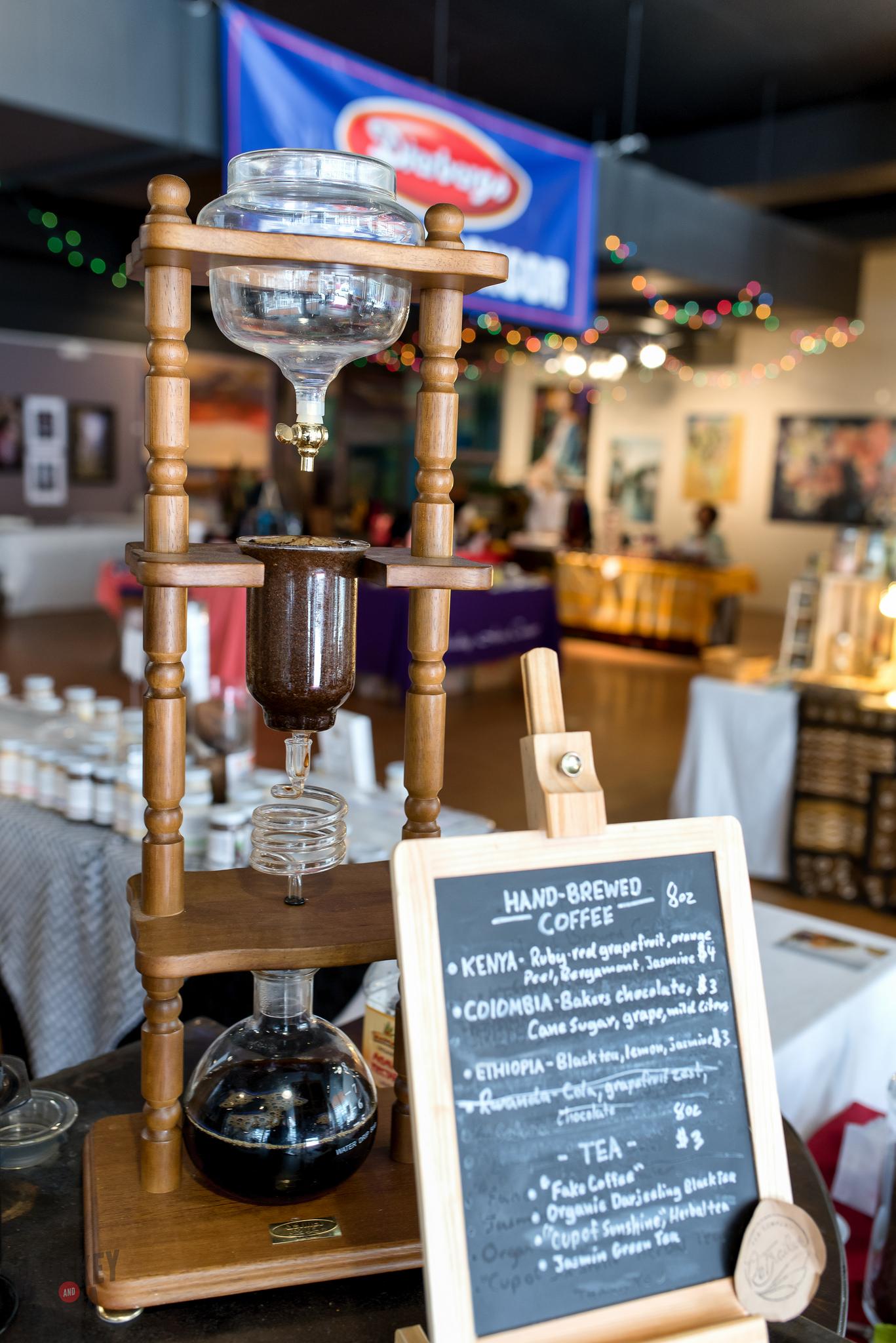 Drip Coffee at Wayfarer Coffee