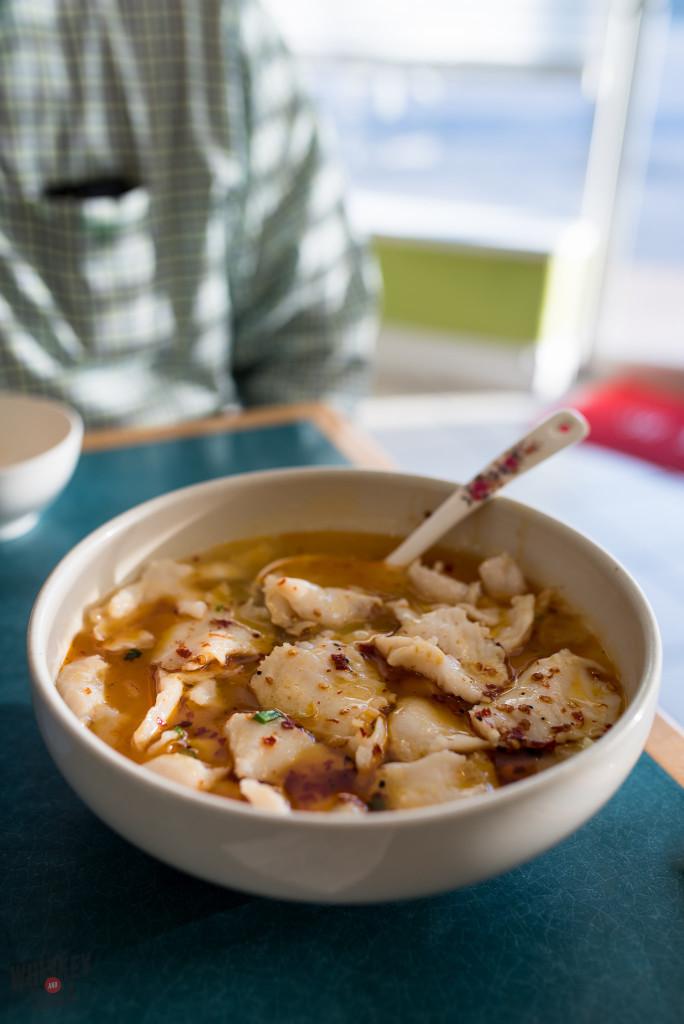 Spicy Fish Soup at Jia Xiang
